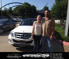 https://flic.kr/p/JAkgKK | Happy Anniversary to Isaac  from Bryan Roth at Autos of Dallas! | deliverymaxx.com/DealerReviews.aspx?DealerCode=L575