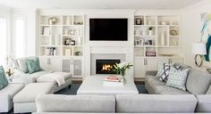 Small But Beautiful Living Room Ideas for Cute living room interior for your small house. Hope you liked these small living room interior. Living Room Interior, Living Room Furniture, Living Room Decor, Living Roon, Hall Interior, Interior Design, Transitional Living Rooms, Transitional Decor, Spring Home Decor