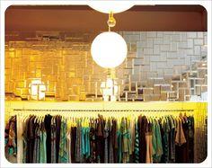 add home: Trina Turk boutique as designed by Kelly Wearstler.
