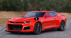 The New 2017 Camaro ZL1 Review & Test Drive