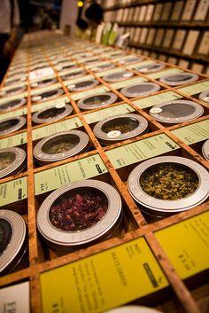 Tea tins                                                       …