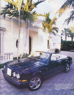 The Bentley Azure
