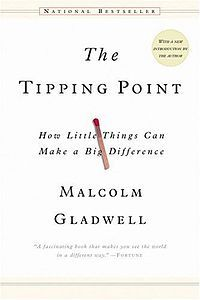 Malcolm Gladwell's The Tipping Point. Never miss a Gladwell book. 'Nuff said.