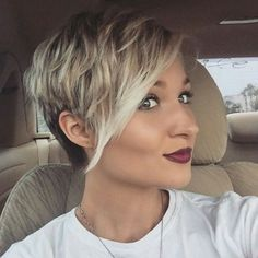 Is your hairstyle boring you? Go for bold with one of these trendy bobs. Here's the info you need to find the most flattering short hairstyle for you.                                                                                                                                                     More