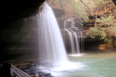 Caney Falls photo by Andra Smith - great wilderness in N. Alabama