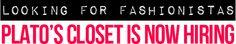We're Hiring! #jobs #hiring #fashion #retail #chicago