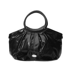 Sally Large Tote ($20) ❤ liked on Polyvore featuring bags, handbags, tote bags, canta, nine west, purses, pvc, synthetic, nine west tote bags and nine west handbags