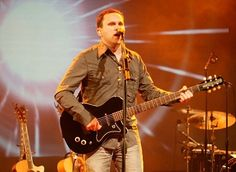 Matt Redman, wow what an incredible worship leader and song writer..so many influential songs..