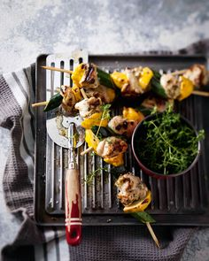 Kebabs make a healthy meal as the fat content is so low. Preparing your own cuts the costs so make your own for your next braai. Real Food Recipes, Cooking Recipes, Healthy Recipes, Braai Recipes, Good Food, Yummy Food, South African Recipes, Tasty Bites, Kebabs