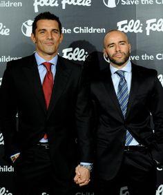 Jesus y Roberto