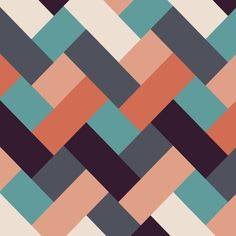 Retro style abstract stripes background Wall Mural ✓ Easy Installation ✓ 365 Days to Return ✓ Browse other patterns from this collection! Wall Patterns, Background Patterns, Pattern Art, Abstract Pattern, Logos Retro, Motif Vintage, Striped Background, Retro Color, Learn To Paint