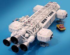 """Space 1999 Eagle 44"""" Miniature"""