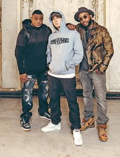 Eminem, Mr Porter, Royce Da 5'9""