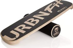 URBNFit Balance Board Trainer & Roller Board for Exercise, Athletic Training and Board Sports Balance Board Exercises, Simply Fit Board, Bamboo Decking, Major Muscles, Backpack Reviews, Plank Workout, Athletic Training, Exercise For Kids, Trainers