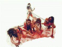 Slave pit