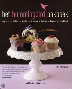 Tarek Malouf - Het hummingbird bakboek