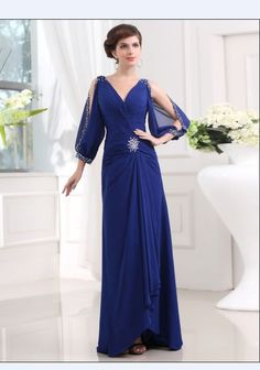 Formal Evening Dresses Floor-length Cap Shoulder V-Neck Beads Pleated Formal Evening Prom Dress As the picture Discount Online Shopping  http://www.e1eveningdress.com/pd--p-625246-a-0-ex-0-pn-Formal-Evening-Dresses-Floor-length-Cap-Shoulder-V-Neck-Beads-Pleated-Formal-Evening-Prom-Dress-As-the-picture-Discount-Online-Shopping.html