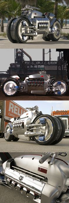 ♂ Concept Cars: Dodge Tomahawk original afrom http://www.diseno-art.com/encyclopedia/concept_cars/dodge_tomahawk.html