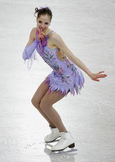 Carolina Kostner (Photo by Jamie McDonald/Getty Images)
