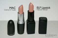 A list of drugstore make-ups that are duplicates of department store brands.. pretty much the greatest pin on the planet