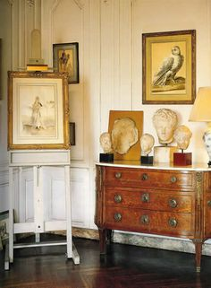 Photographs of the apartment at 1040 Fifth Avenue where she lived with Caroline…