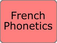 French Pronunciation for Speakers of American English - focusing on the vowels, consonants, stress and intonation patterns