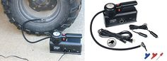Kensun YS-205 (Home 110V)/ DC (12V Car) Best Portable Air Compressor, Told You So, Car, Automobile, Cars