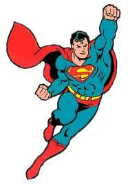 Superman is the ultimate superhero because of his unerring loyalty to doing good. But is he a true superhero since he only has powers because he's an alien, from another planet? Or is he just a guy who fell to ground on the right planet? Like his other DC Comics friends, Superman starred in Super Friends & Justice League of America. His own series have been Superman, & Superman: The Animated Series. But who could forget The Superman/Aquaman Hour of Adventure?
