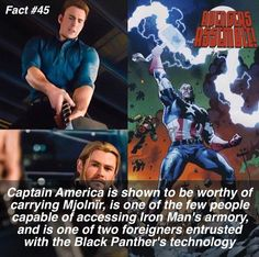 It's because Steve Rogers is a beautiful human with a beautiful soul ❤️