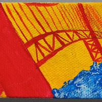 SFArtsED - SFArtsED Exhibition Galleries - INTERNATIONAL ORANGE: The Bridge Re-imagined