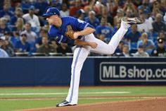 Sanchez's strong outing helps Blue Jays stay alive = TORONTO — Rarely does it serve a pitcher to be amped up when takes the mound.  Too much adrenaline usually results in overthrowing, which leads to walks and fat pitches in the strike zone.  However, Toronto Blue Jays right-hander Aaron.....