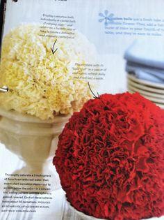Centerpiece idea, Country Living Magazine