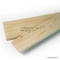 그린베이 자작나무합판 PLY12 x 60 x 2400mm
