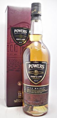 Powers Irish Whiskey John's Lane 12 year old 46% Irish Pot Still