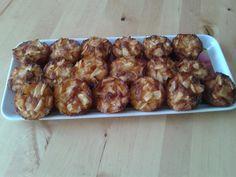 Petites merveilles fondantes aux pommes. @Sur mon-assiette.com