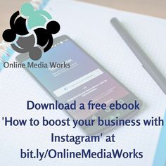 Would you like to use #instagram better in your #business? Get a #free ebook!