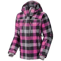 Mountain Hardwear Barnsie Jacket - Waterproof, Insulated (For Women)
