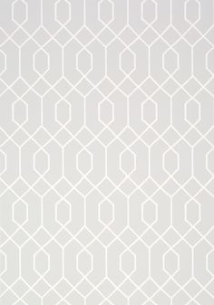 Powder Room Wallpaper LA FARGE, Grey, Collection Graphic Resource from Thibaut