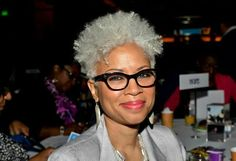 Hottest Short Haircuts for Gray Hair for Black American Women Over 50 - My list of the most beautiful women's hair styles Short Natural Haircuts, Tapered Natural Hair, Short Hairstyles For Women, Black Hairstyles, Short Grey Hair, Short Hair Cuts, Short Pixie, Big Chop, Curly Hair Styles
