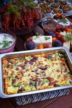 Smaskelismaskens Quiche, A Food, Breakfast, Omelet, Morning Coffee, Quiches