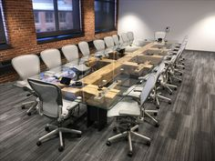 24' table by #timberguy New England, Homesteading, Conference Room, Restaurant, Wood, Interior, Table, Furniture, Home Decor