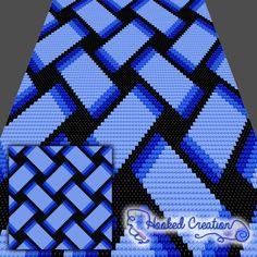 Weaved C2C Throw Blanket Crochet Pattern - PDF Download