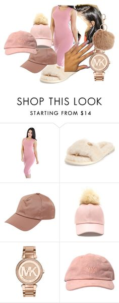 """""""Get to Stay Home Bihh"""" by beautyqueen-927 ❤ liked on Polyvore featuring MICHAEL Michael Kors, Acne Studios, Michael Kors and Armitage Avenue"""