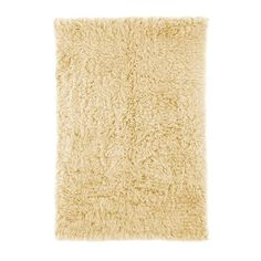 Shag rug hand-woven in Greece from New Zealand wool.  Product: RugConstruction Material: 100% WoolCo...