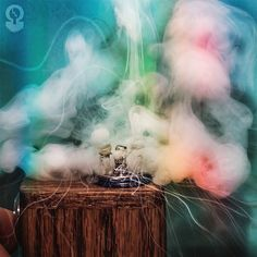 Cotton Candy!!!  #Repost @ohmsbeard - I wasn't the first to shoot like this, but I definitely have perfected it