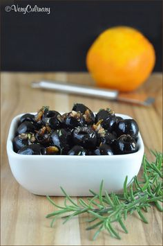 Fig Balsamic Olives