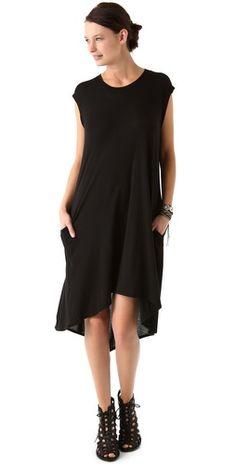 Wilt Big T Midi Dress