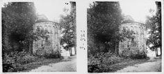 """Esterri d'Àneu_0046. """"Façana de l'església de Santa Maria d'Àneu"""", Josep Salvany i Blanch, 1917"""