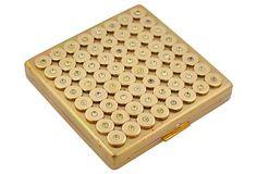 Paul Flato Jeweled Compact on OneKingsLane.com