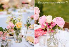Inspirações para um casamento romântico | http://www.blogdocasamento.com.br/casamento-romantico/